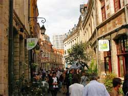 Choisir un resto dans Lille