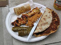 restaurant armenien