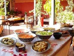 Pays, resto ou repas Marocain