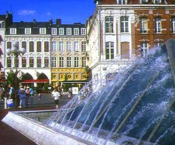 Restos à Lille et repas thailandais